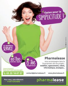 PHARMALEASE le financement des pharmaciens